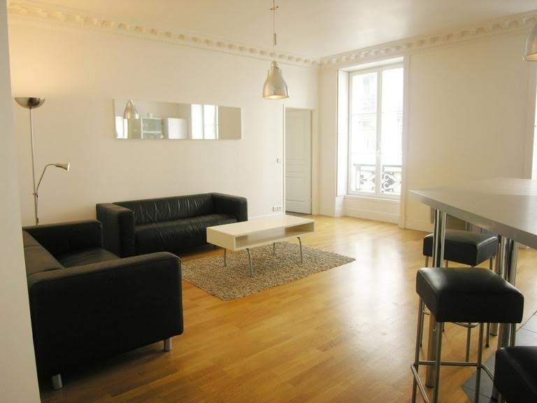 Rental apartment Paris 1er 3000€ CC - Picture 1