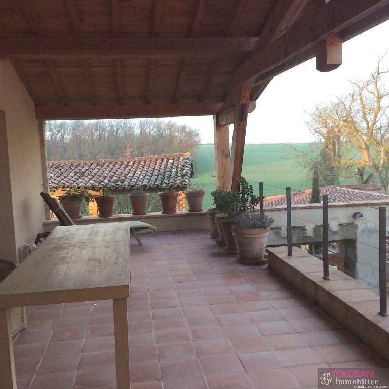 Deluxe sale house / villa Villefranche de lauragais secteur 435000€ - Picture 2