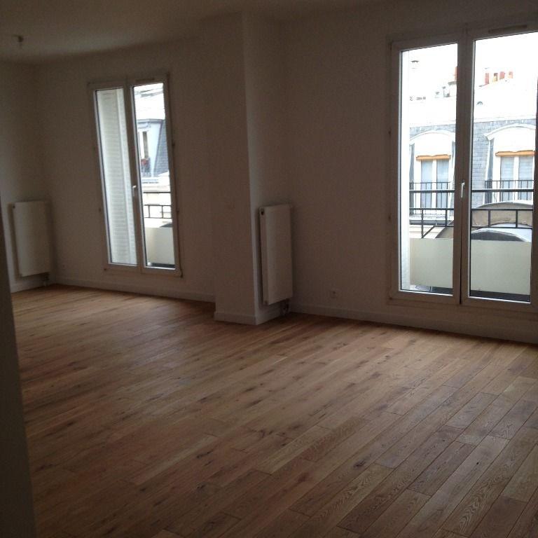Location appartement Paris 17ème 2830€ CC - Photo 1