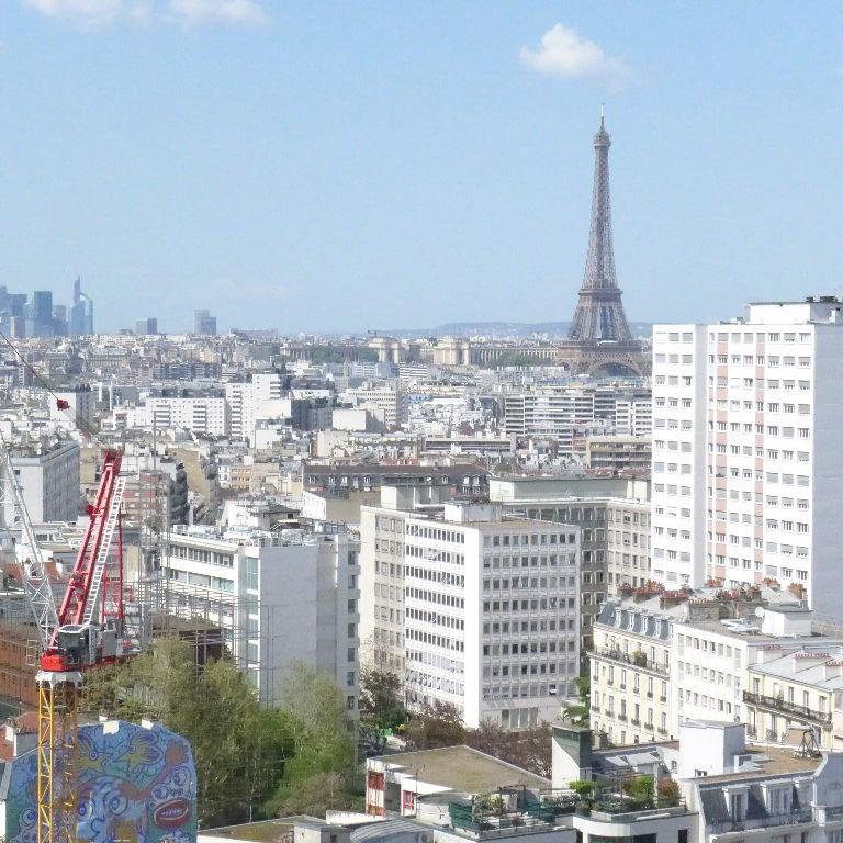 Sale apartment Paris 15ème 659000€ - Picture 1