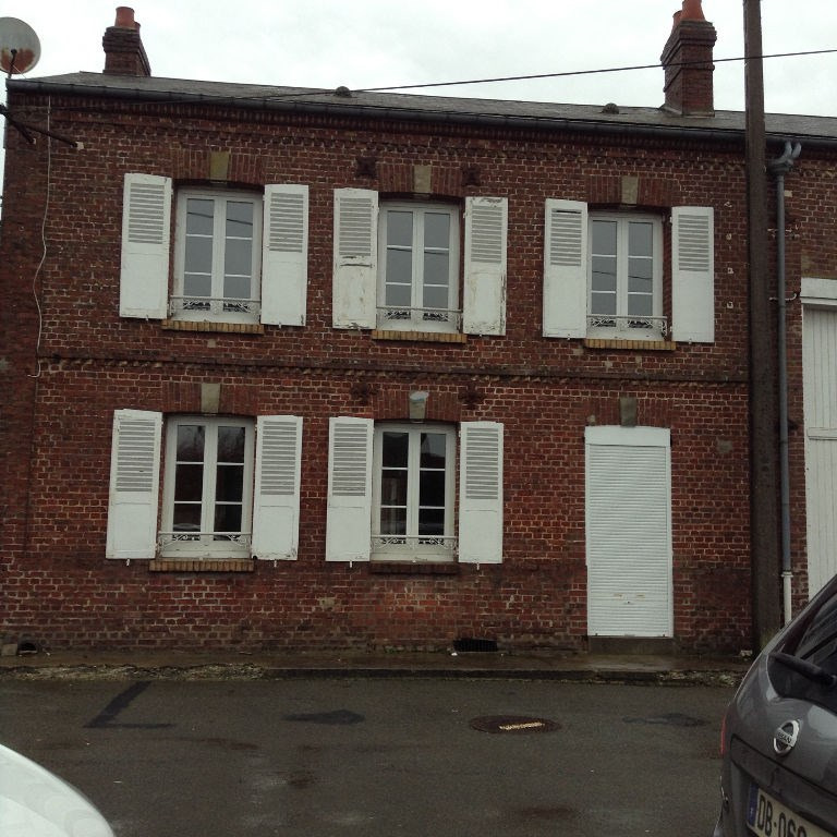 Venta  casa Crevecoeur le grand 137000€ - Fotografía 1