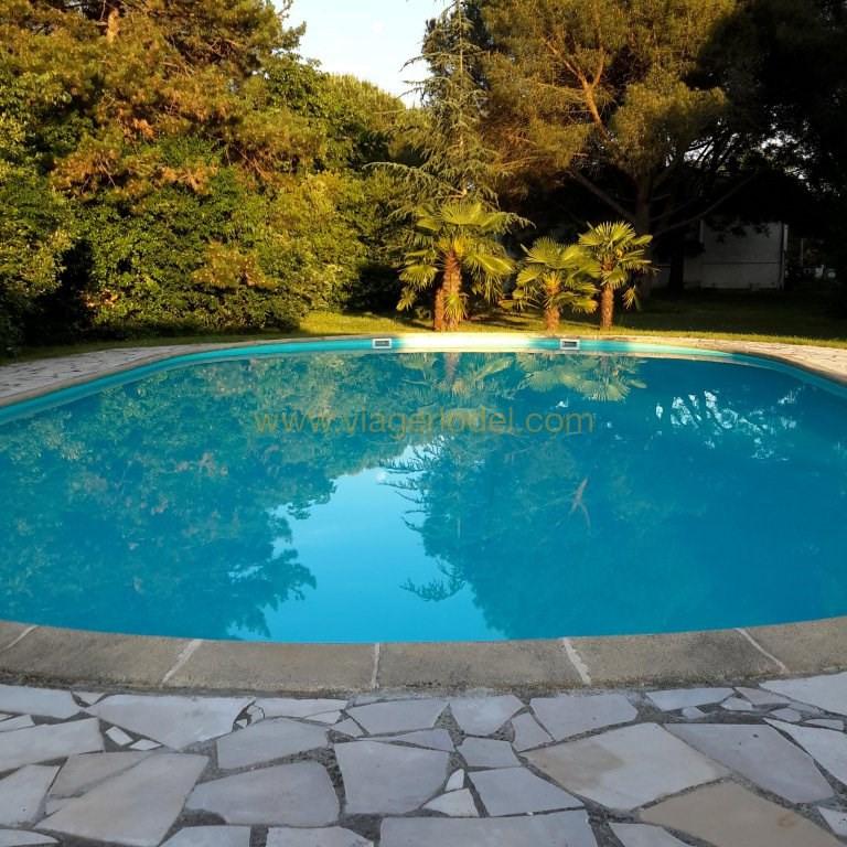 Vendita nell' vitalizio di vita casa Toulouse 280000€ - Fotografia 6