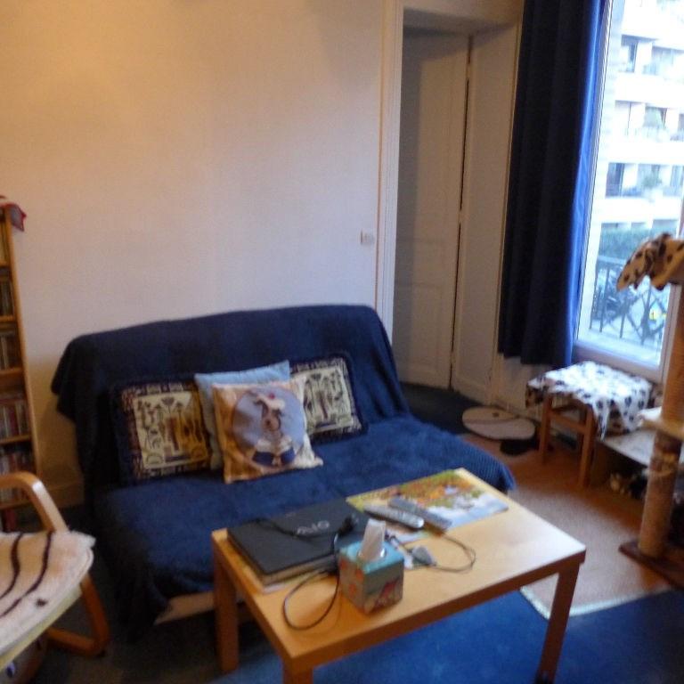 Vendita appartamento Paris 15ème 252000€ - Fotografia 2