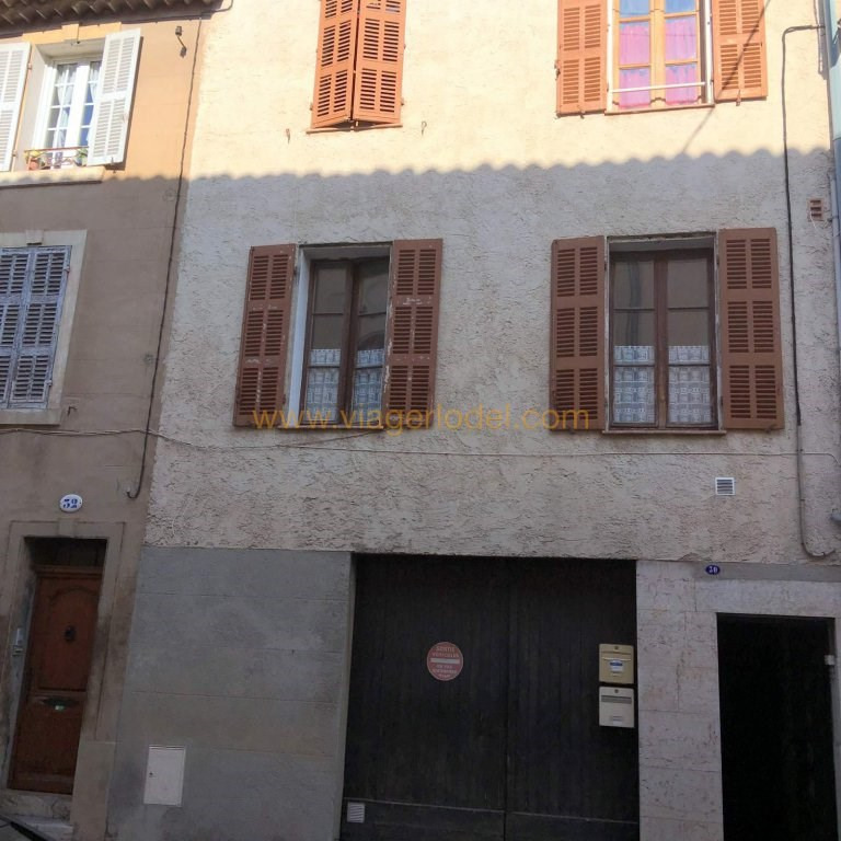 Life annuity house / villa Tourves 175 000€ - Picture 1