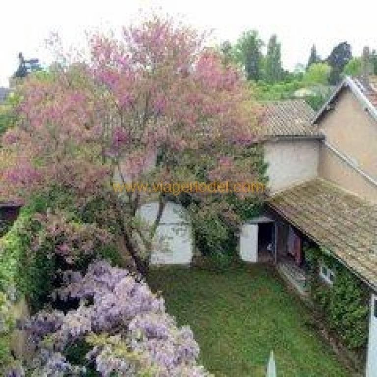 Vendita nell' vitalizio di vita casa Saint-georges-de-reneins 309000€ - Fotografia 2