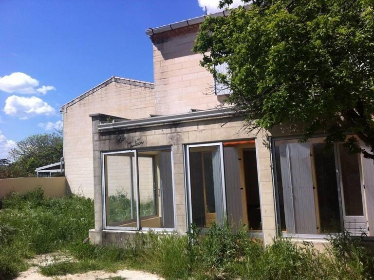 Rental house / villa Montfavet 900€ CC - Picture 1