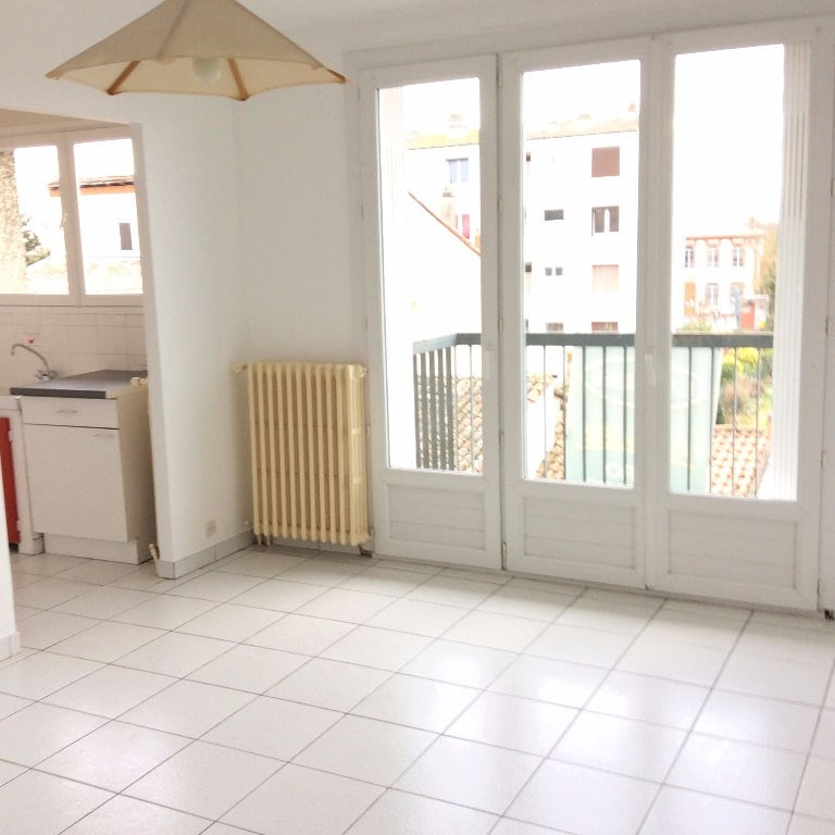 Rental apartment Toulouse 445€ CC - Picture 1