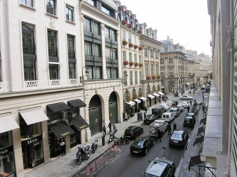 Rental apartment Paris 1er 3000€ CC - Picture 11
