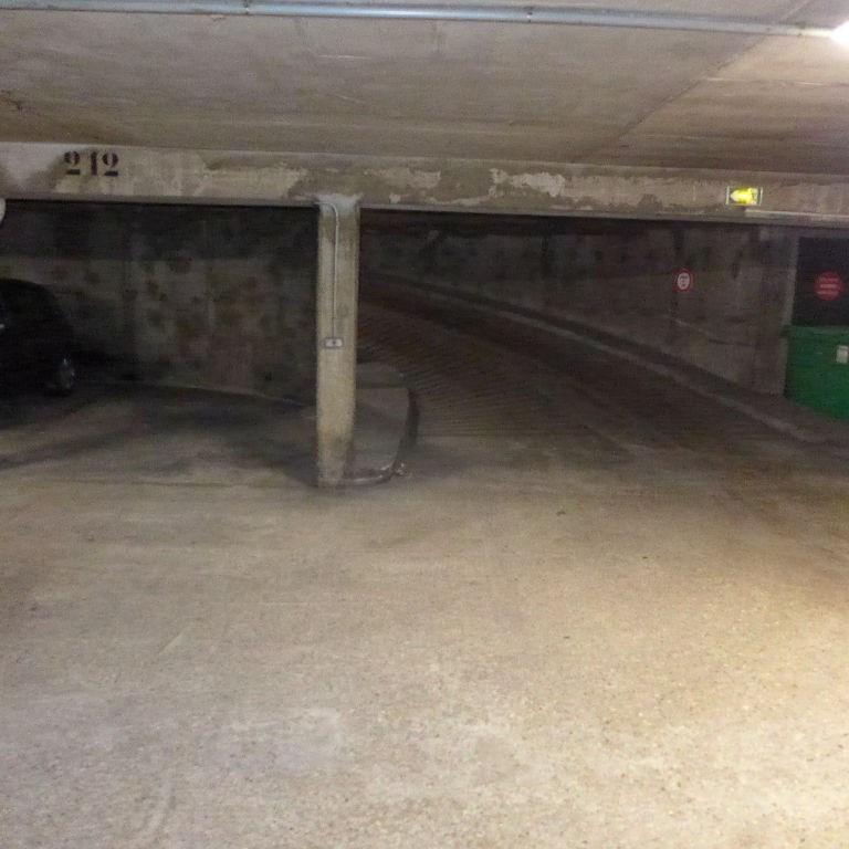 Verkauf parkplatz/box Paris 15ème 23100€ - Fotografie 3