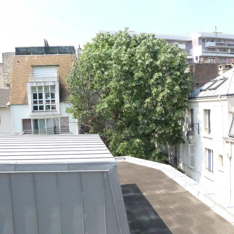 Sale apartment Paris 15ème 483 000€ - Picture 4