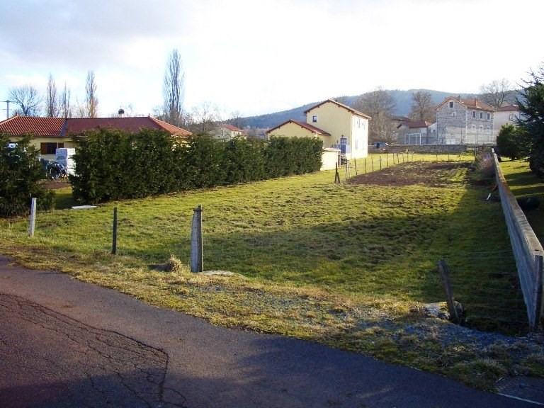 Vente terrain Seneujols 24000€ - Photo 1
