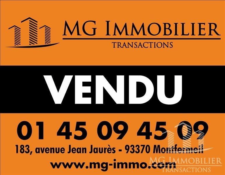 Sale site Montfermeil 166000€ - Picture 2