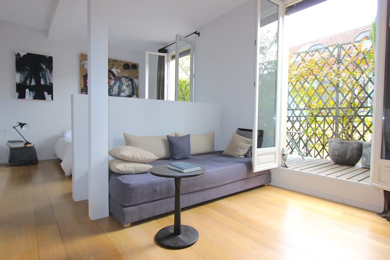 Vente appartement Paris 3ème 570 000€ - Photo 2