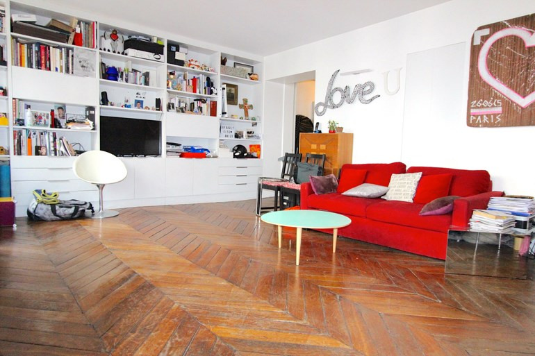 Vente appartement Paris 2ème 775000€ - Photo 8