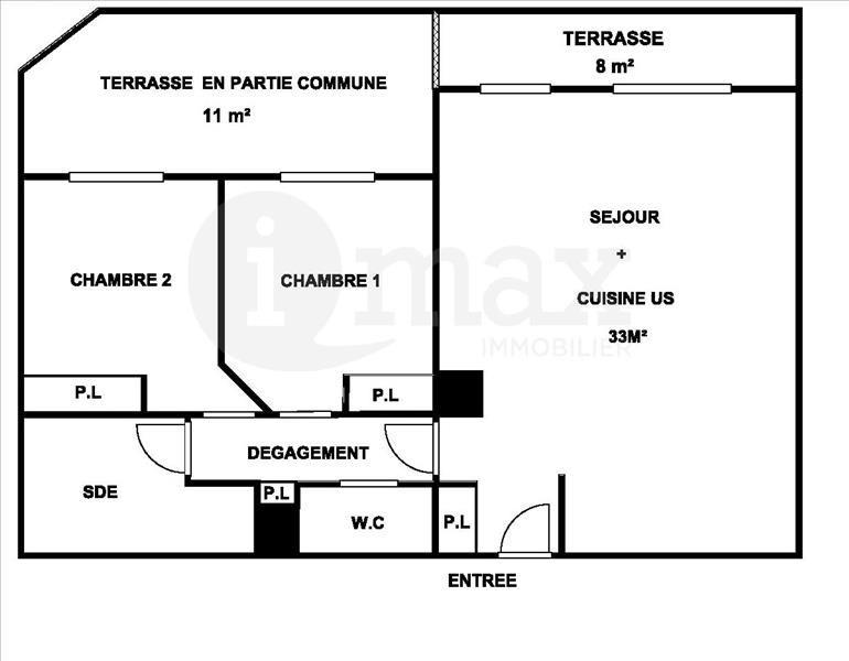 Vente appartement Levallois perret 580000€ - Photo 4