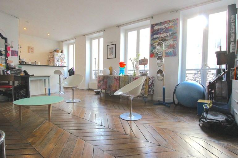 Vente appartement Paris 2ème 775000€ - Photo 1