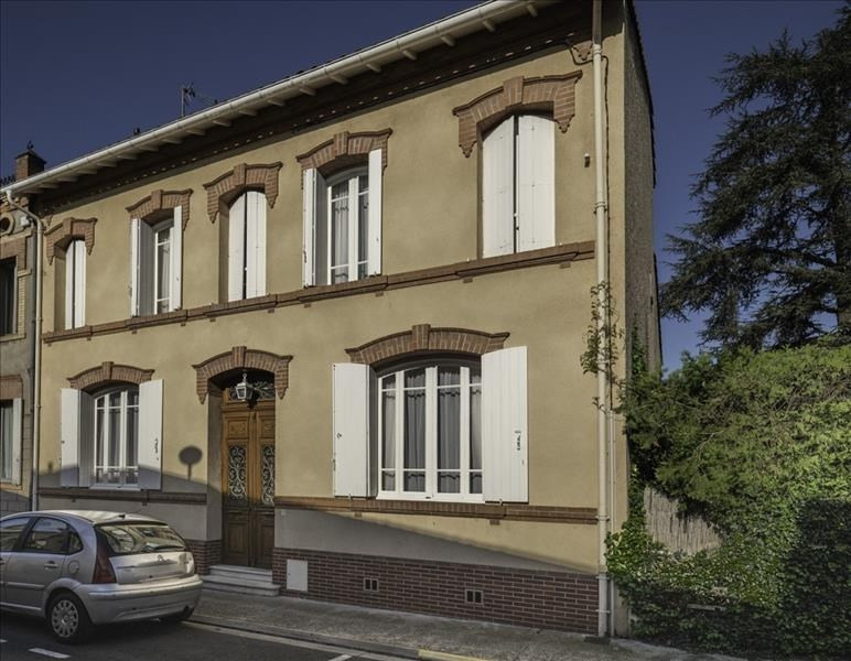 Deluxe sale house / villa Albi 575 000€ - Picture 1