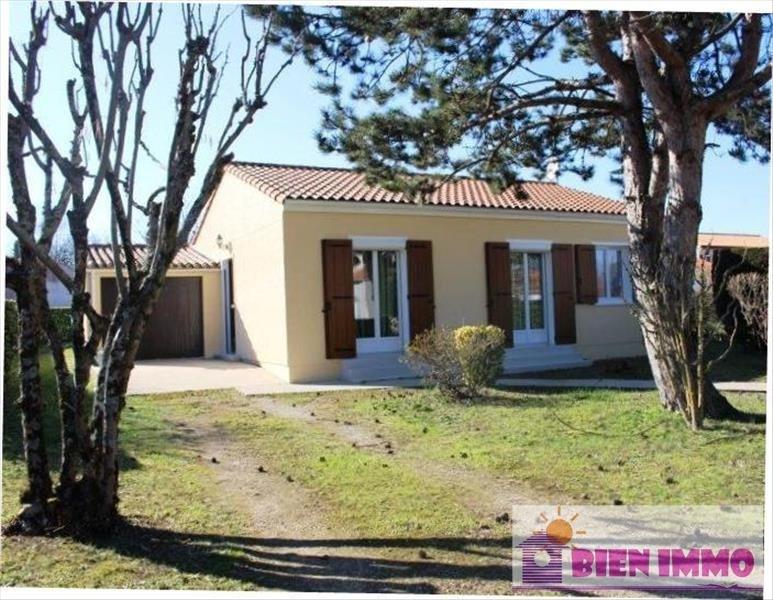Sale house / villa Saint sulpice de royan 184625€ - Picture 1