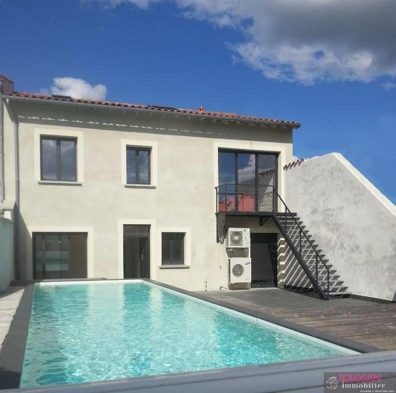 Vente de prestige maison / villa Revel centre ville 379000€ - Photo 1