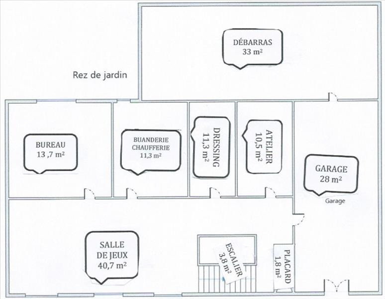 Vendita casa St remy les chevreuse 616000€ - Fotografia 5