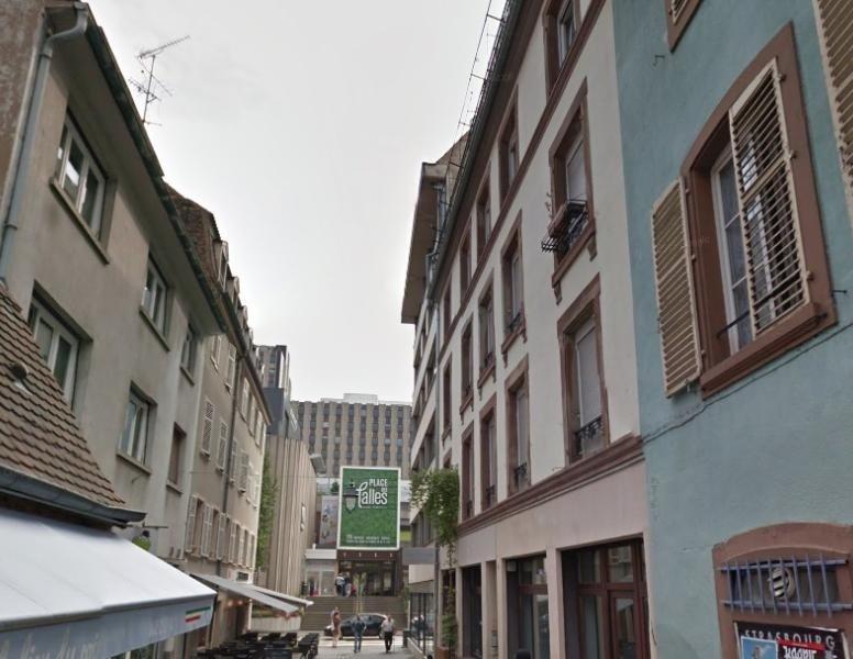 Verhuren  appartement Strasbourg 540€ CC - Foto 1