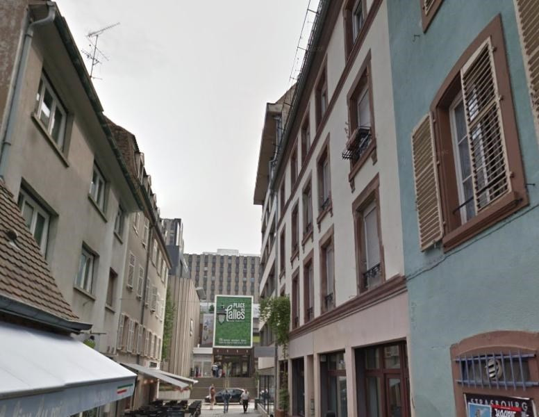 Verhuren  appartement Strasbourg 525€ CC - Foto 1
