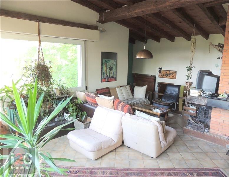 Vente maison / villa Crozet 515000€ - Photo 2