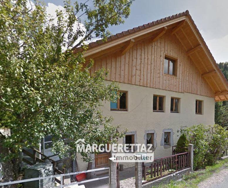 Vente maison / villa Mégevette 490000€ - Photo 1