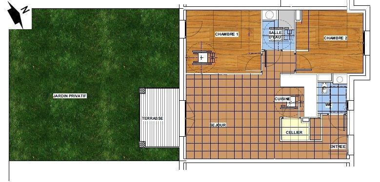 Sale apartment Pau 146750€ - Picture 4