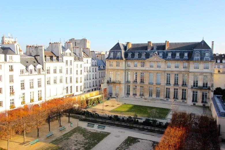 Vente appartement Paris 3ème 610000€ - Photo 1