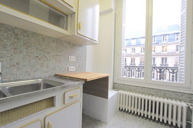 Vente appartement Paris 1er 530000€ - Photo 8