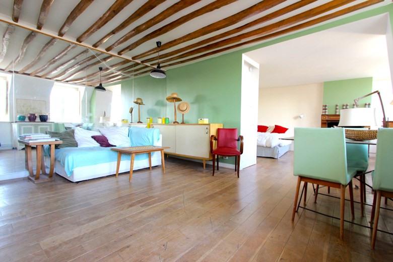 Vente appartement Paris 3ème 610000€ - Photo 3