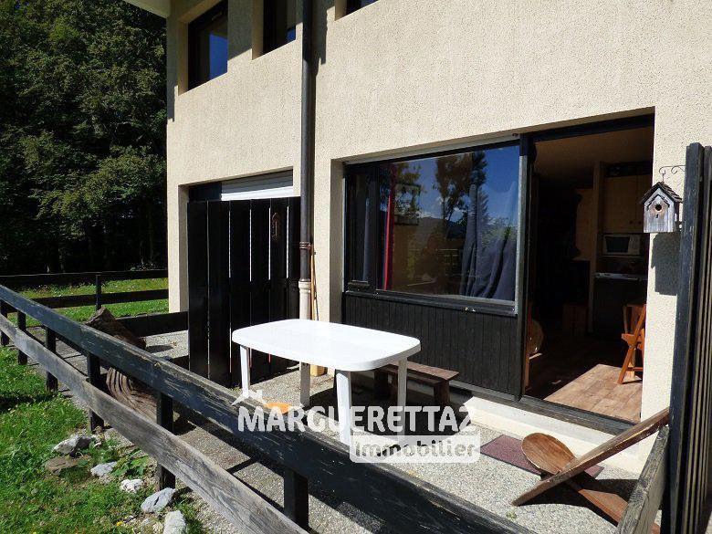 Vente appartement Bogève 39000€ - Photo 2