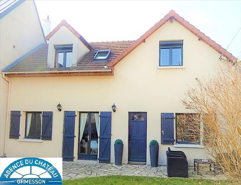 Sale house / villa Ormesson sur marne 369 000€ - Picture 1