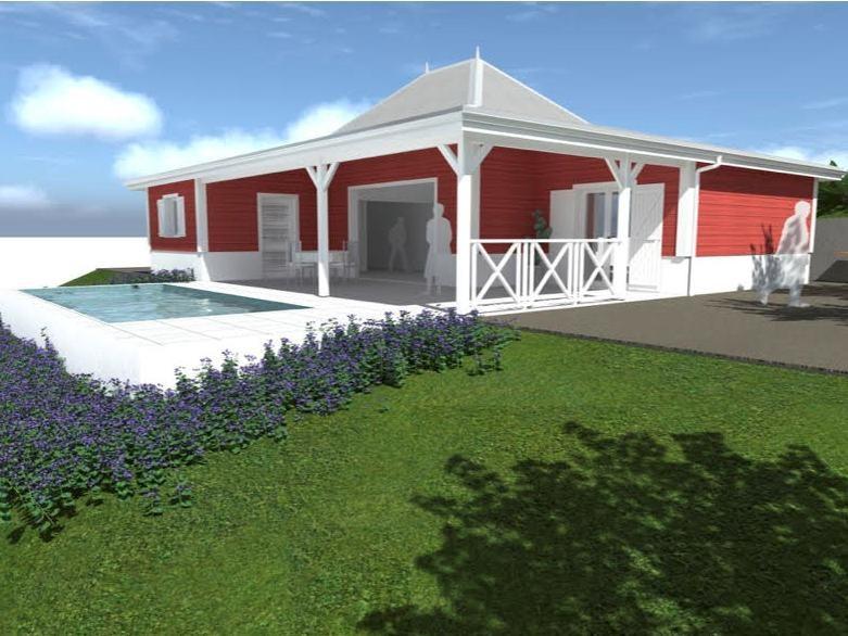 Vente maison / villa Trois ilets 447200€ - Photo 3