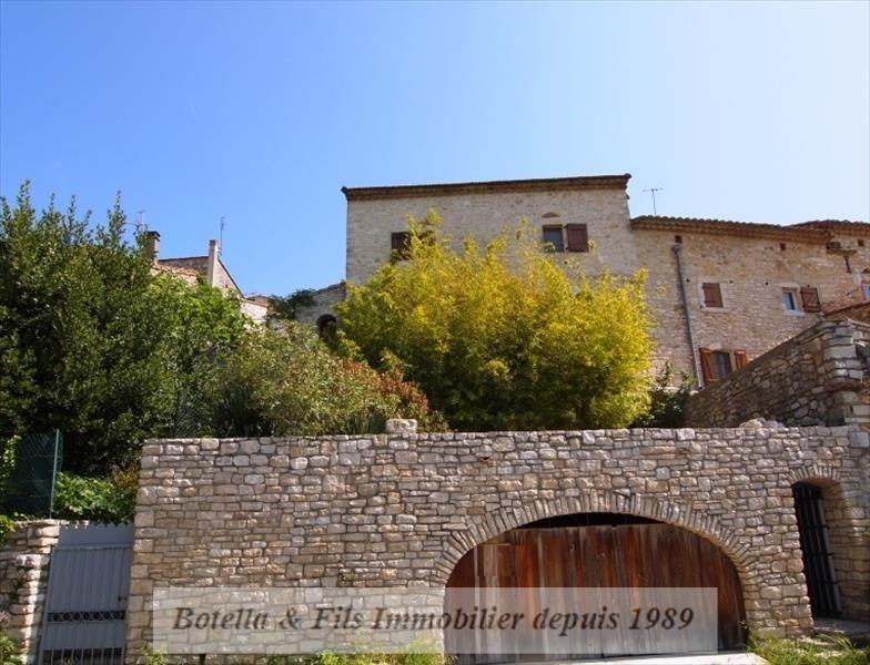 Verkoop  huis Uzes 299000€ - Foto 1