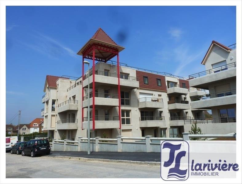 Sale apartment Wimereux 213000€ - Picture 1