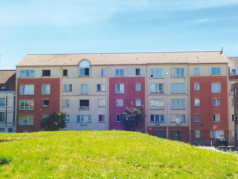 Vente appartement Lille 125600€ - Photo 1