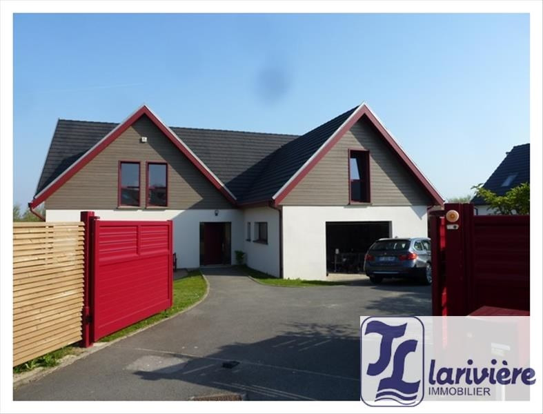 Vente maison / villa Wimereux 498 750€ - Photo 1