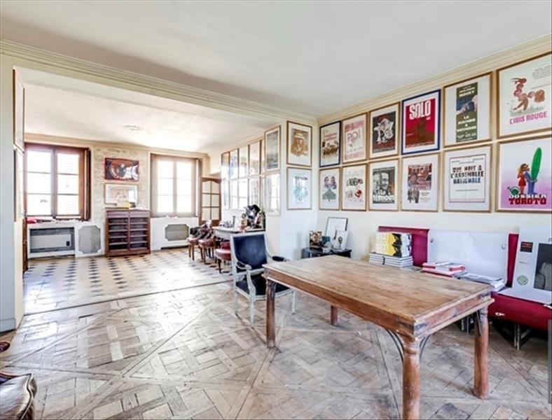 Deluxe sale apartment Paris 7ème 2910000€ - Picture 2
