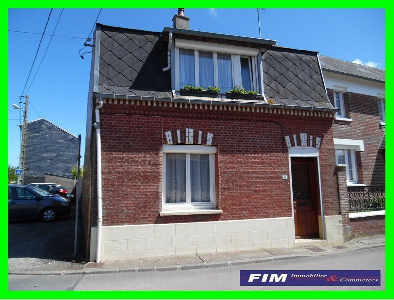 Vente maison / villa Flocques 75 000€ - Photo 1