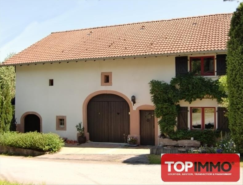 Vente maison / villa Taintrux 169 000€ - Photo 1