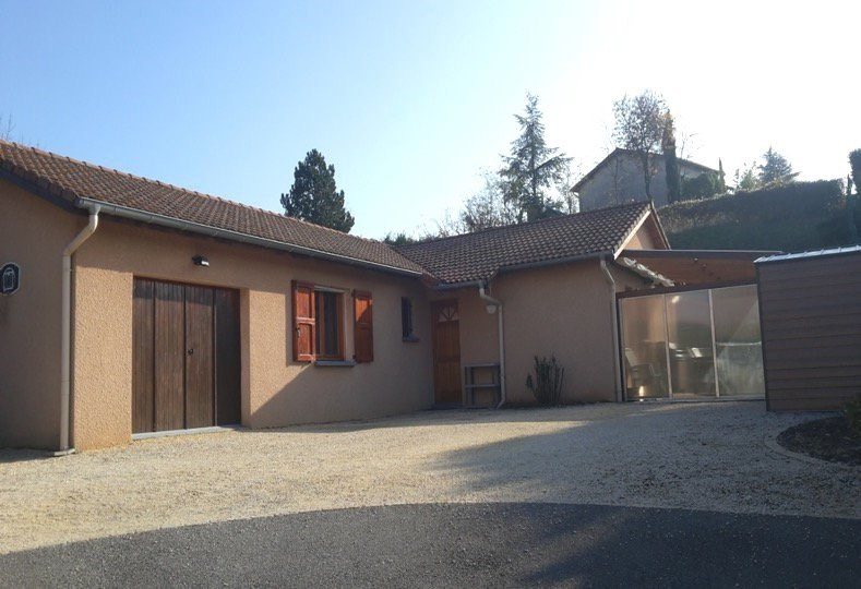 Vente maison / villa St clair du rhone 252 000€ - Photo 11