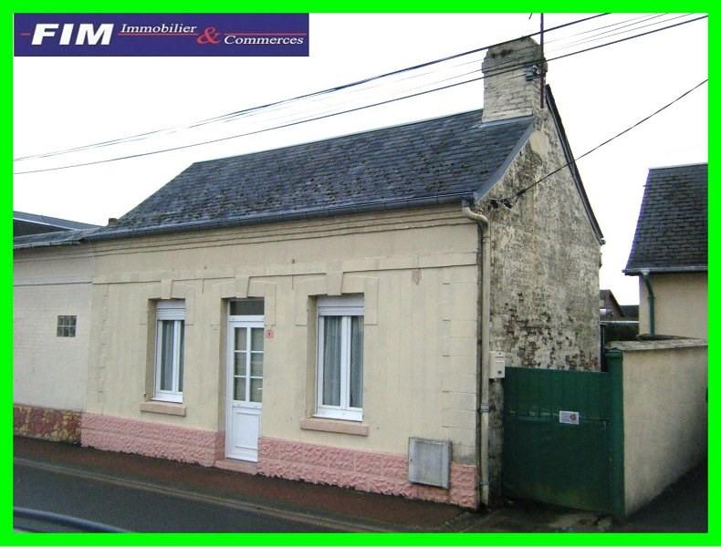 Vente maison / villa Friville escarbotin 98000€ - Photo 1