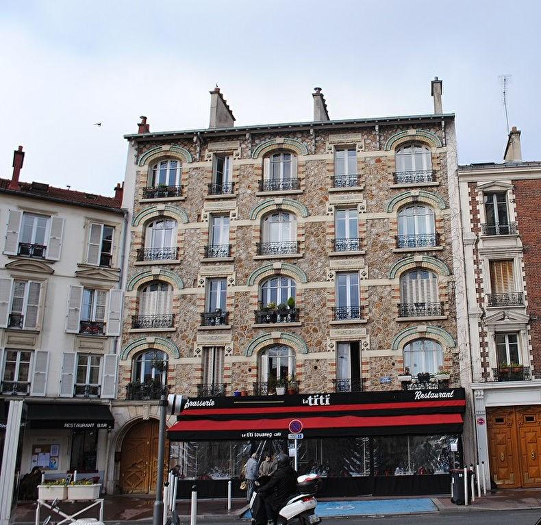 Venta  apartamento Montrouge 279000€ - Fotografía 1