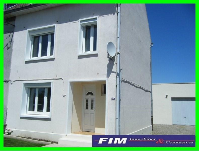 Vente maison / villa Sect. ault bord de mer 96000€ - Photo 1