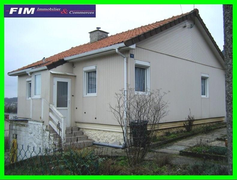 Vente maison / villa Le treport 127000€ - Photo 1