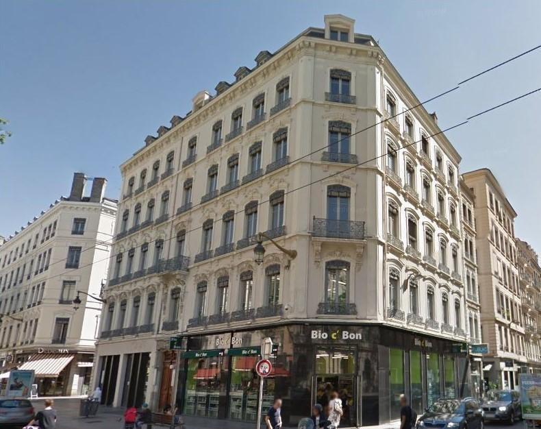 Location bureau Lyon 2ème 3655€ +CH/ HT - Photo 7