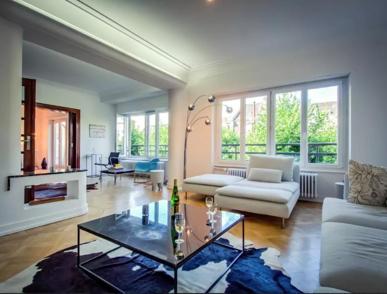 Verkauf von luxusobjekt wohnung Strasbourg 598000€ - Fotografie 1