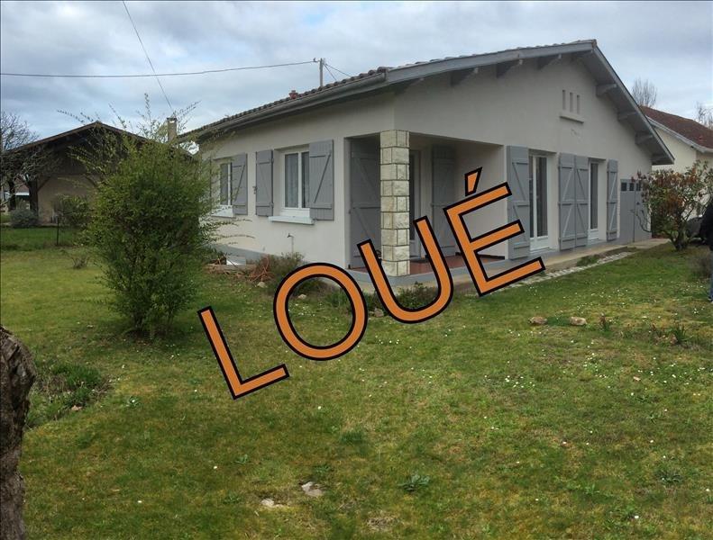 Location maison / villa Biscarrosse 750€ CC - Photo 1